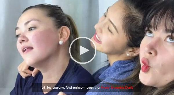 Kim Chiu describes her friendship with Bela Padilla and Angelica Panganiban