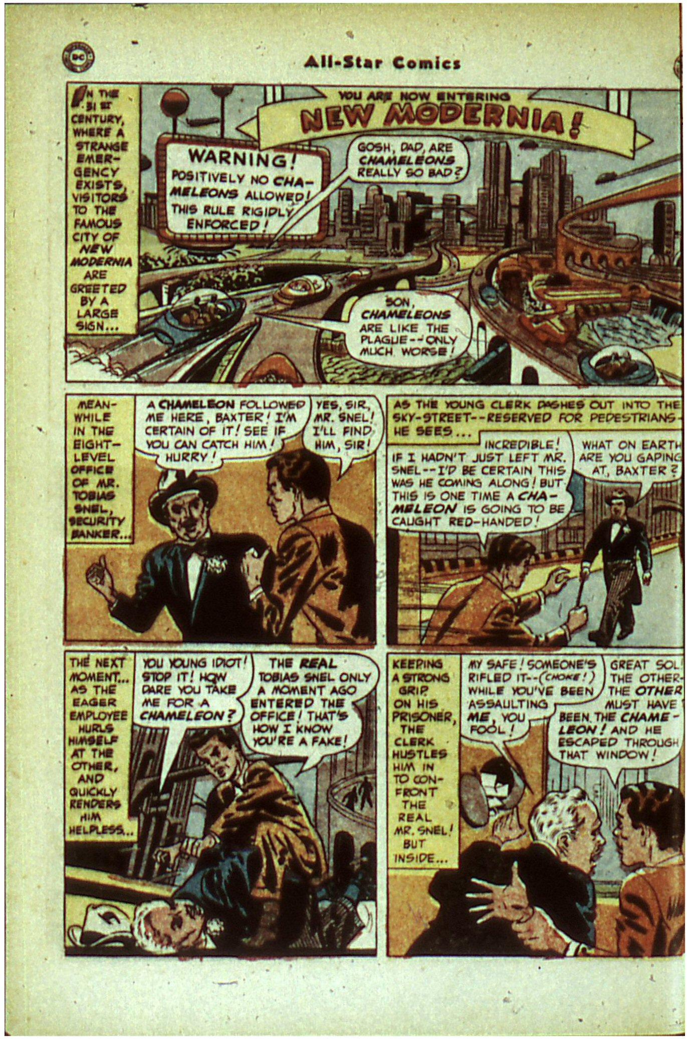 Read online All-Star Comics comic -  Issue #56 - 4