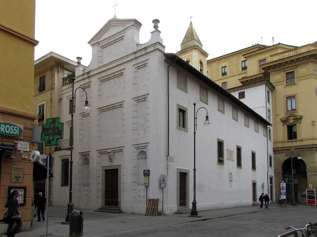 Church of Saint Julia, Livorno