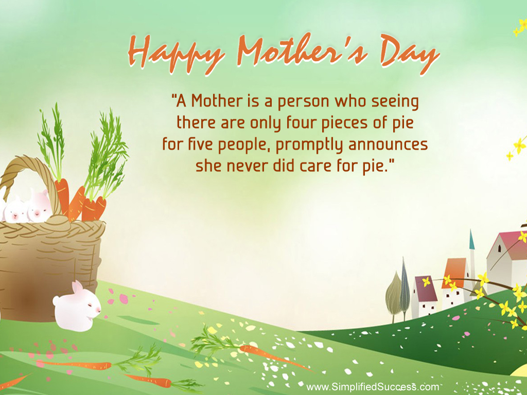 Happy Mothers Day Quotes for MOM