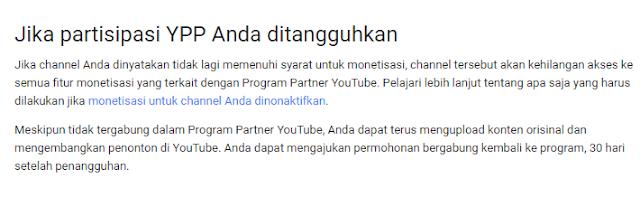 Peraturan Baru Youtube 2018 Jadi Lebih Selektif