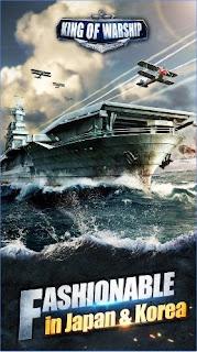 Game King of Warship:Sail and Shoot App