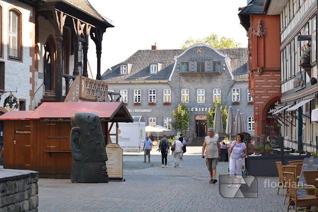 Rodzinne wakacje w Goslar w Dolnej Saksonii