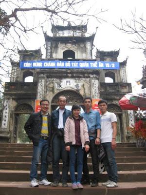 Thien Tru(ティエンチュウ寺)