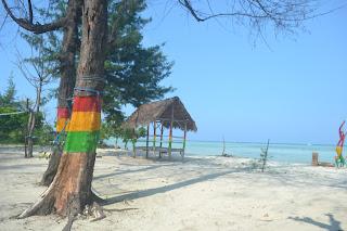 kemping pulau pari gtgaid greatadventureindonesia