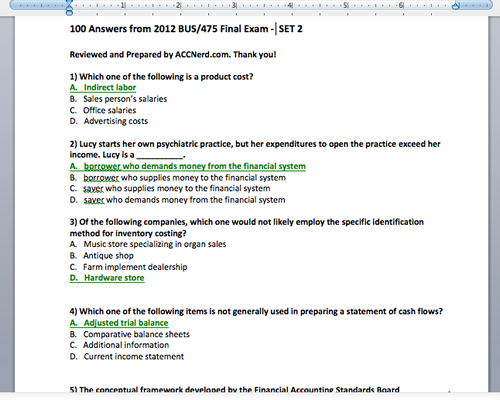 Nims 100 Study Guide