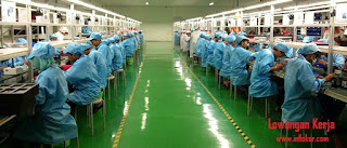 Loker Tangerang PT. SBB OPPO Manufacturing Indonesia