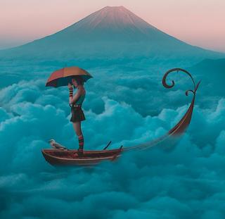 Gadis Bali Berusia 16 Tahun Membuat Visual Creator Keren