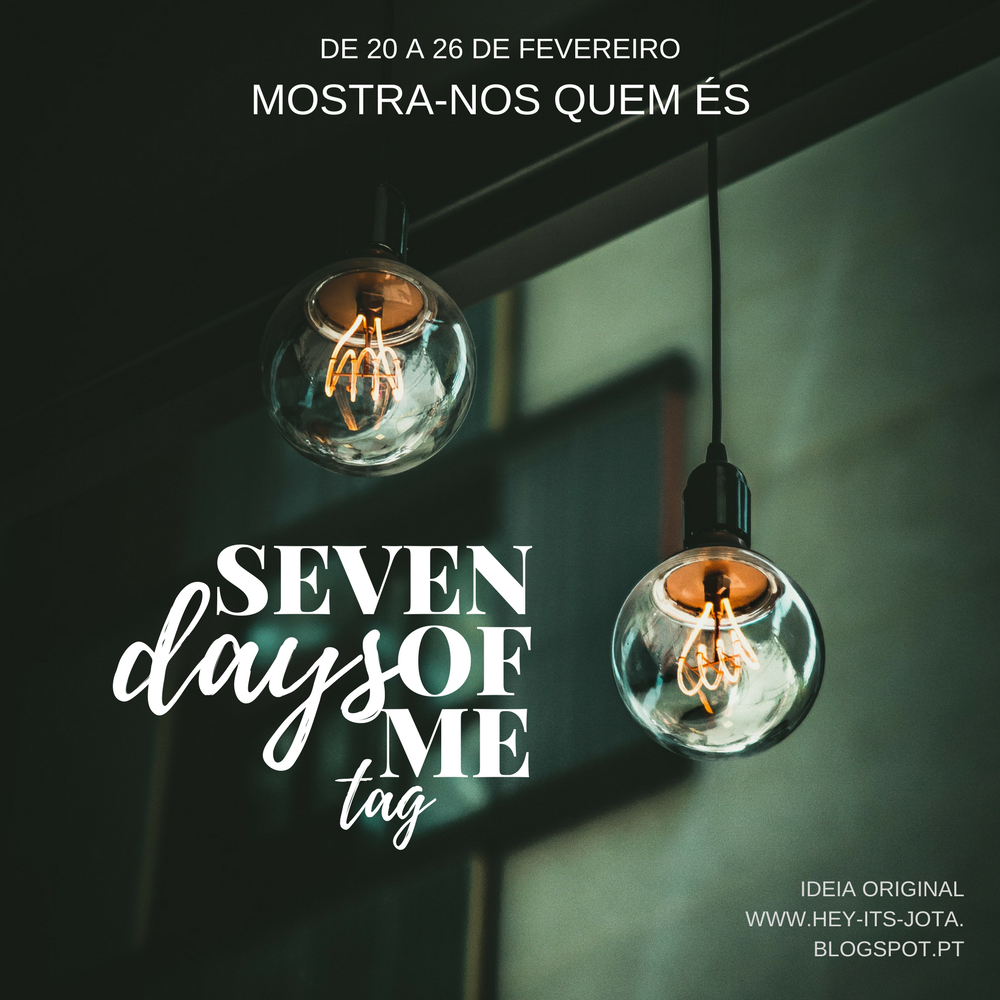 Seven Days of Me tag