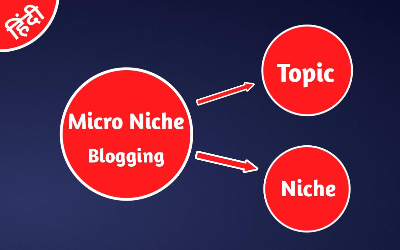 Micro Niche Blogging In Hindi,Search Micro Niche Topics,Micro Niche Blogging Kya Hai In Hindi 2019,Micro niche ke liye keywords kaise find kare, how to find keywords for micro niche