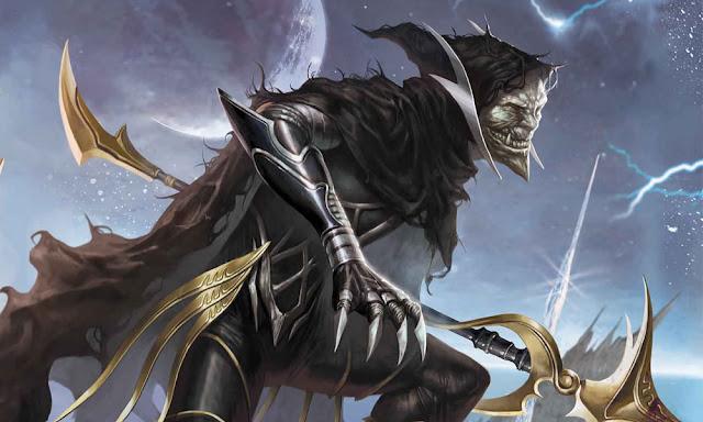 Siapa itu Corvus Glaive? anggota black order, kekuatan corvus glaive