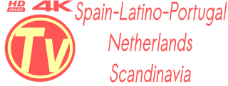 Latino Azteca Spain Movistar+ Scandinavia C-More PT NL