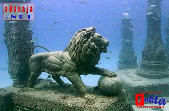 Thonis-Heracleion adalah kota yang telah tenggelam selama ribuan tahun