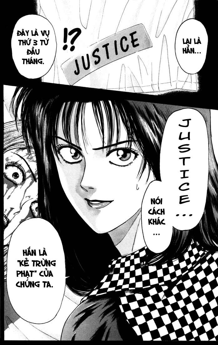 Psychometrer Eiji chapter 46 trang 15