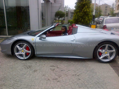 FORMER EAGLES CAPTAIN JOSEPH YOBO ADDS TO HIS GARAGE