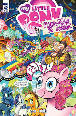 Friendship is Magic #42—Synopsis, Artists, and Writer!