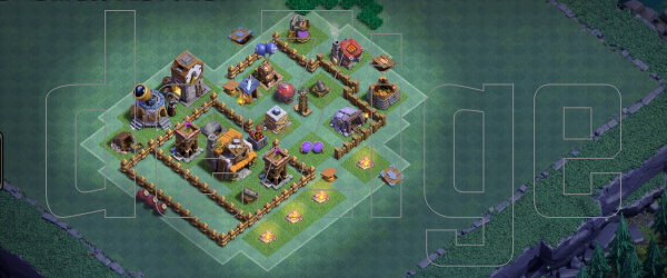 Builder Base th4-1