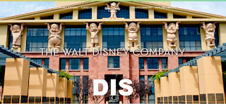 Stock trading : NYSE: DIS Walt Disney stock price chart for Long-term forecast and position trading