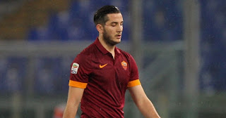 Roma Manolas out per affaticamento europa league
