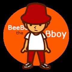 Bボーイのビーボ男くん タメ口篇