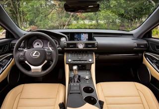 2016 Lexus RC200t F Sport Review