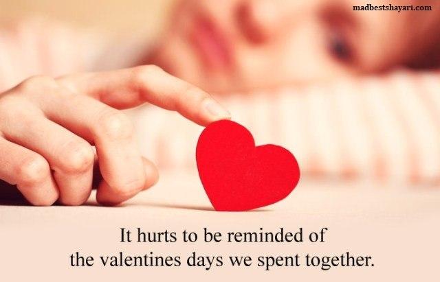 Happy Valentine Day Hindi Shayari Images