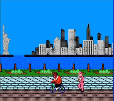 punch out nintendo