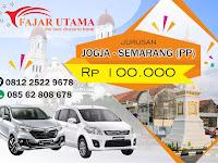 Travel Jogja Semarang | Fajar Utama