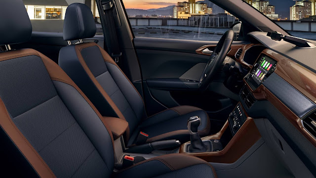 Volkswagen T-Cross 2019 - interior
