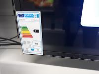 Samsung UE43MU6172U energy class