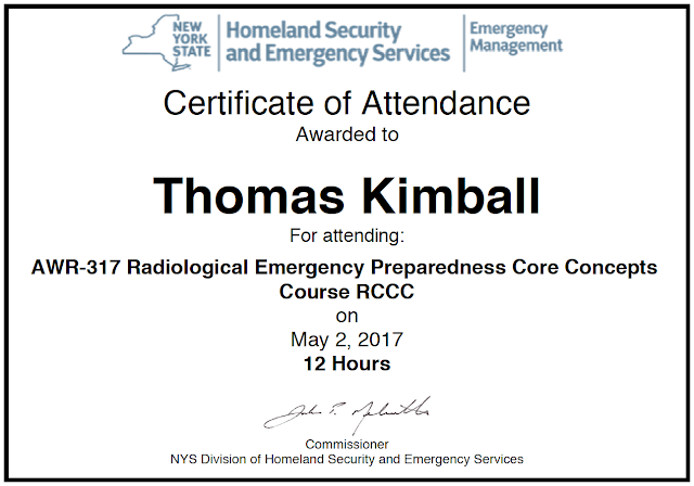 Thomas quick kimball wa8uns blog the coast guard incident we we issued a copy of the radiological emergency preparedness program manual as well as the rep core concepts course rccc student manual v141 publicscrutiny Gallery