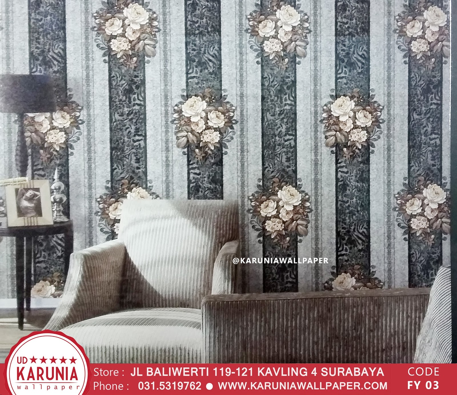 wallpaper dinding surabaya