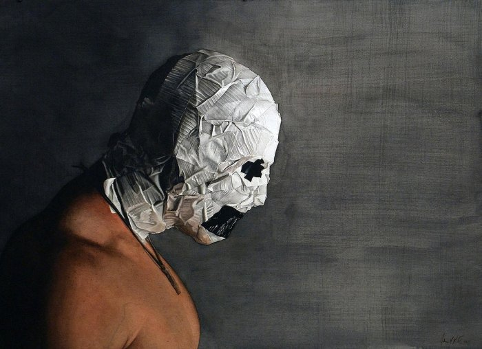 Мощные картины. Andrew Kish III