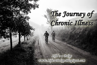 journey of chronic illness  life's a polyp