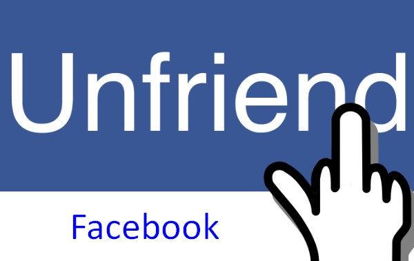 if you unfriend someone on facebook do they know
