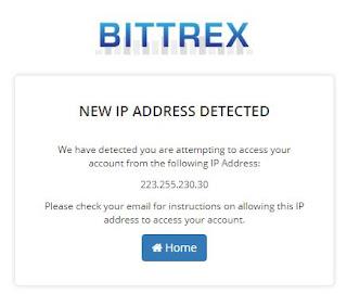 cara membuat akun bittrex