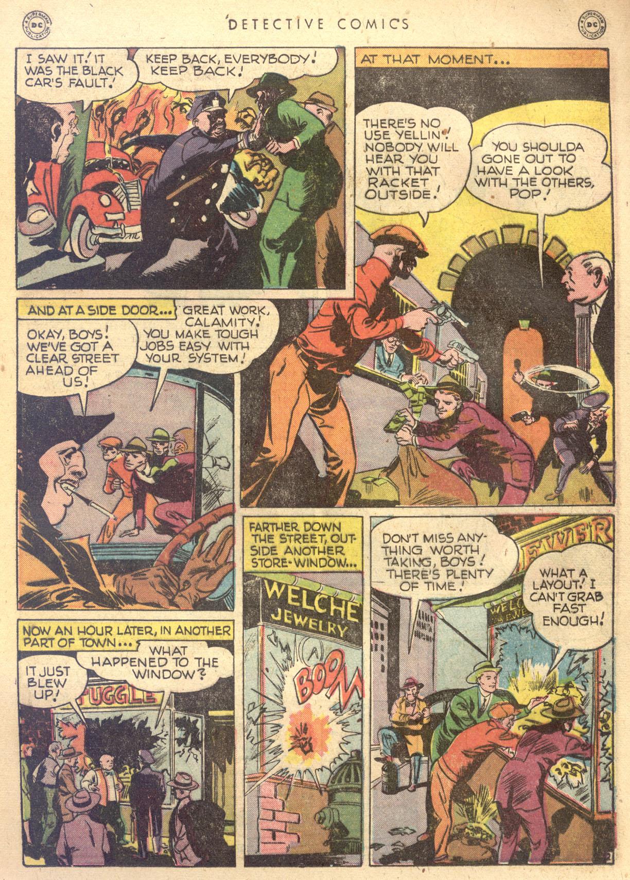 Read online Detective Comics (1937) comic -  Issue #134 - 25