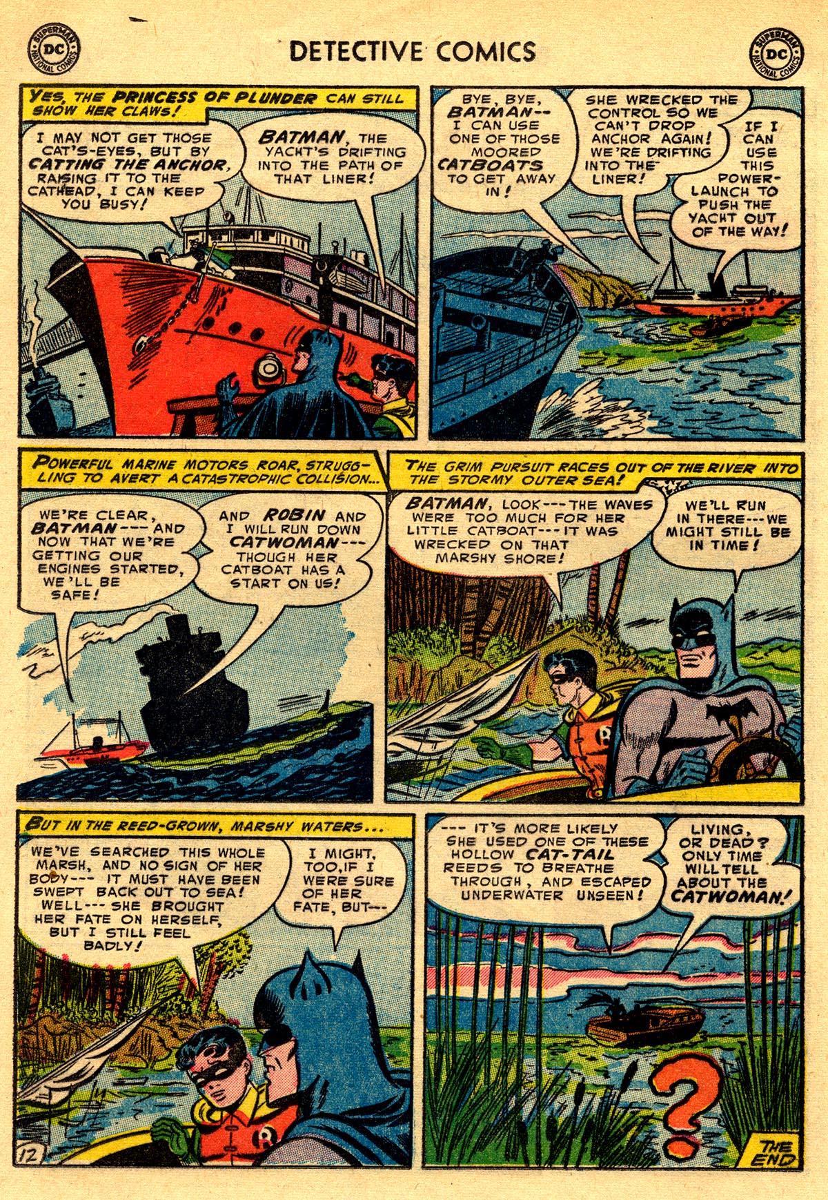 Read online Detective Comics (1937) comic -  Issue #203 - 14