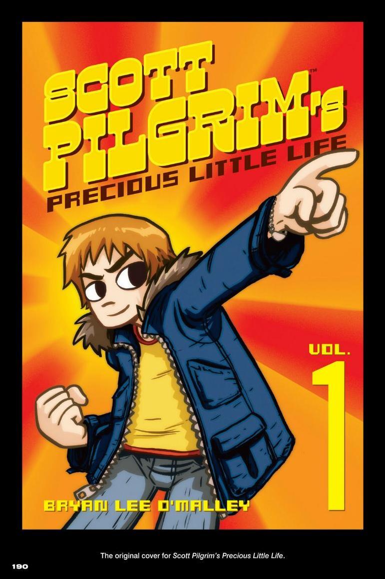 Read online Scott Pilgrim comic -  Issue #1 - 171