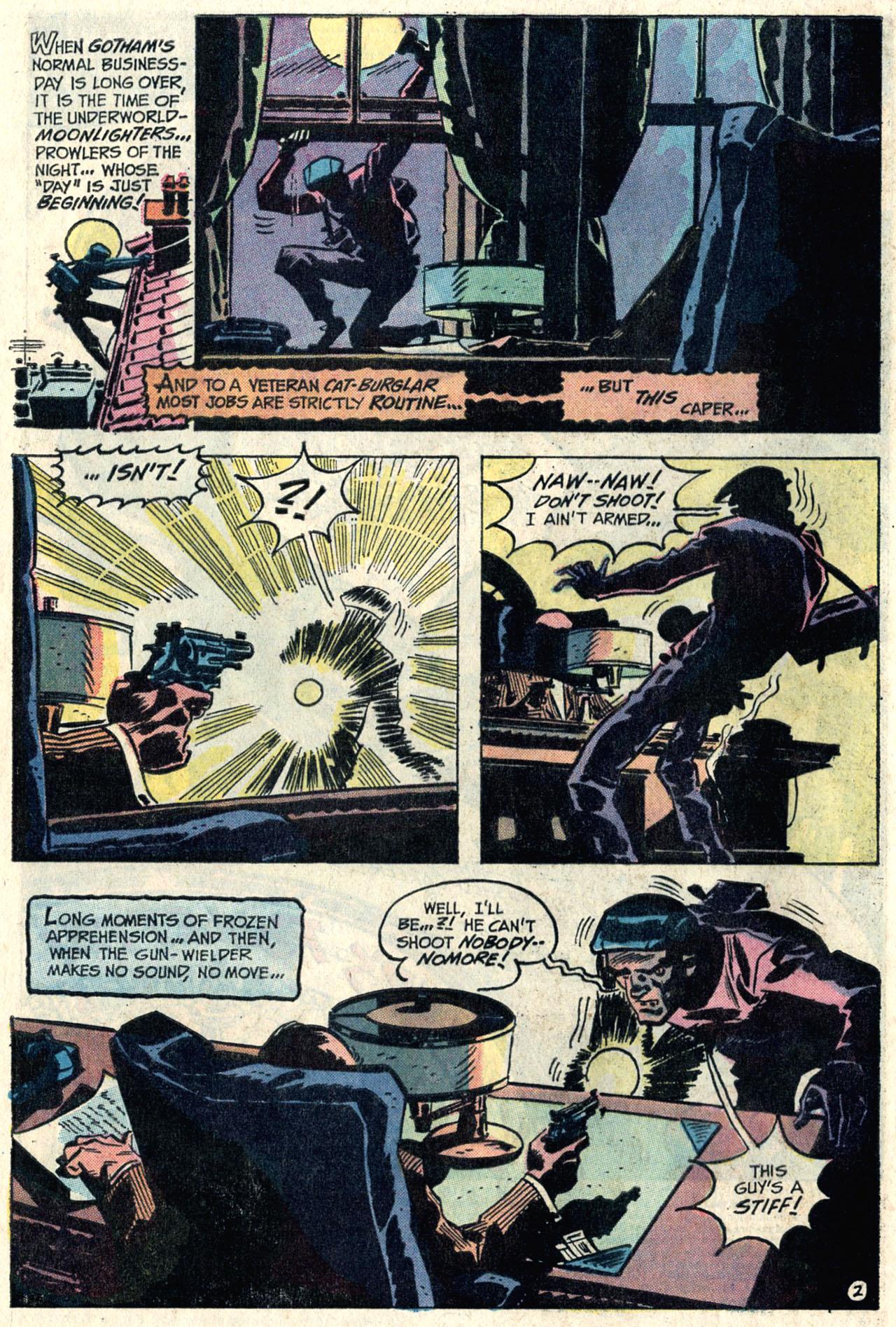 Detective Comics (1937) 426 Page 3