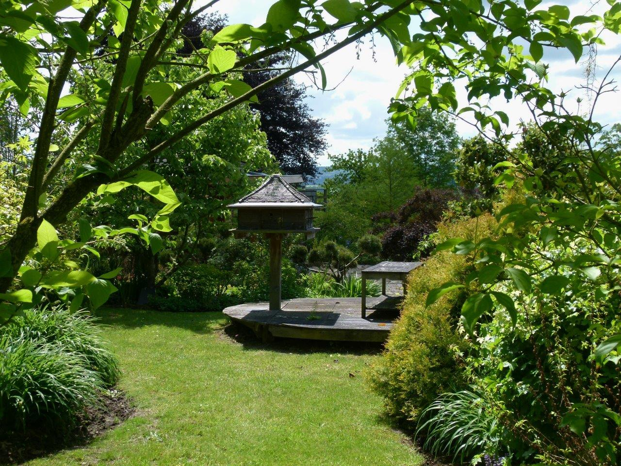 Le blog de parcs et jardins de l 39 oise visite pjo du for Le jardin 19