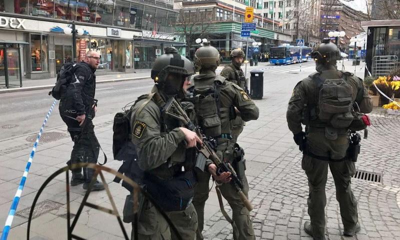 Στοκχόλμη: Αυτή η επίθεση ήταν διαφορετική