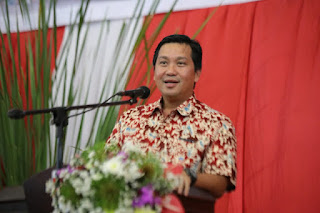 Wagub: Keluarga di Sulut Paling Sejahtera
