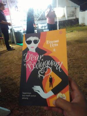 blogger tanjungpinang menulis buku