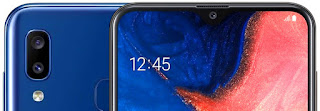 سعر ومواصفات Samsung Galaxy A20