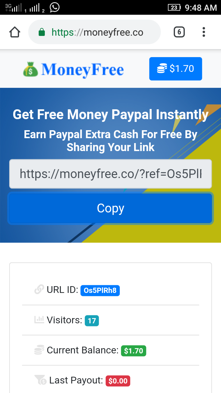 All Technical Information In Hindi: Earn Paypal money 25