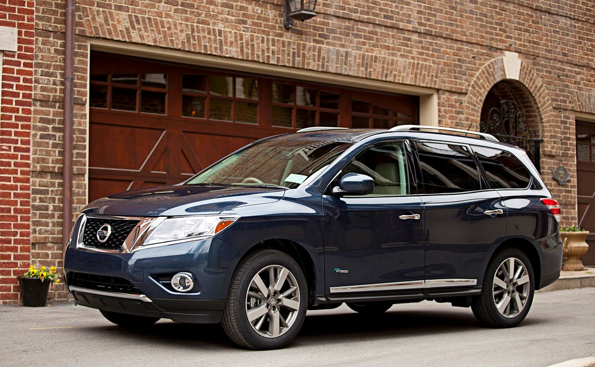 Nissan Pathfinder Hybrid Offers 26 Mpg Combined Fuel Economy Car Reviews New Pictures For 2019 2020