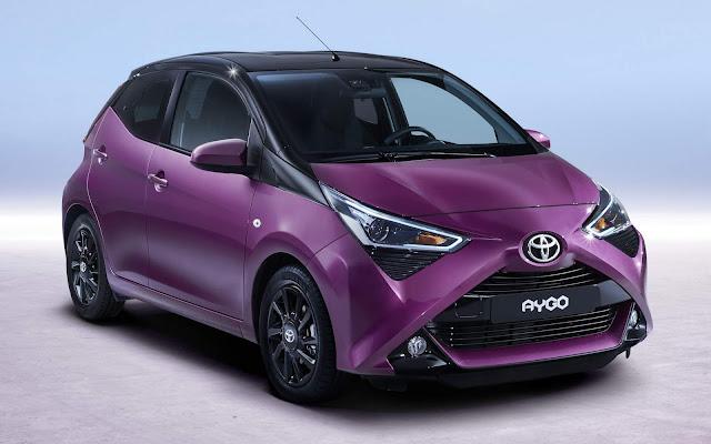 Novo Toyota Aygo 2019