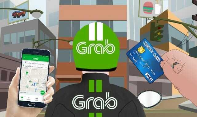 Cara Naik Grab Gratis Dengan Kartu Kredit
