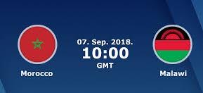 مباشر مشاهده مباراة المغرب ومالاوي بث مباشر 08-09-2018 تصفيات كأس أمم افريقيا يوتيوب بدون تقطيع